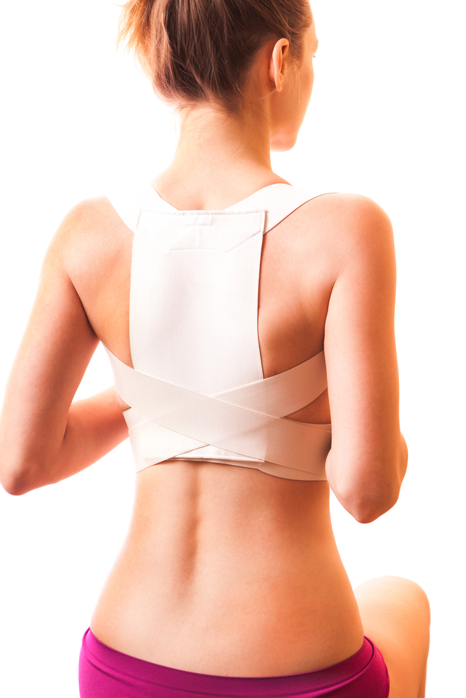 Posture Corrective Brace For Back Pain Relief And Posture