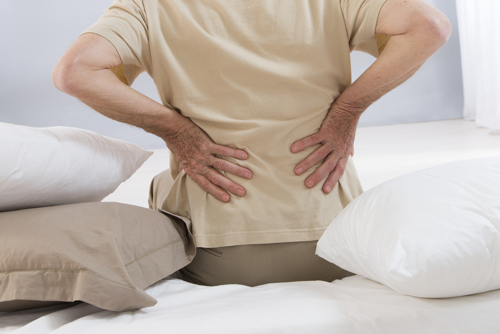 Back pain while sleeping how to get relief for Back pain when sleeping on back
